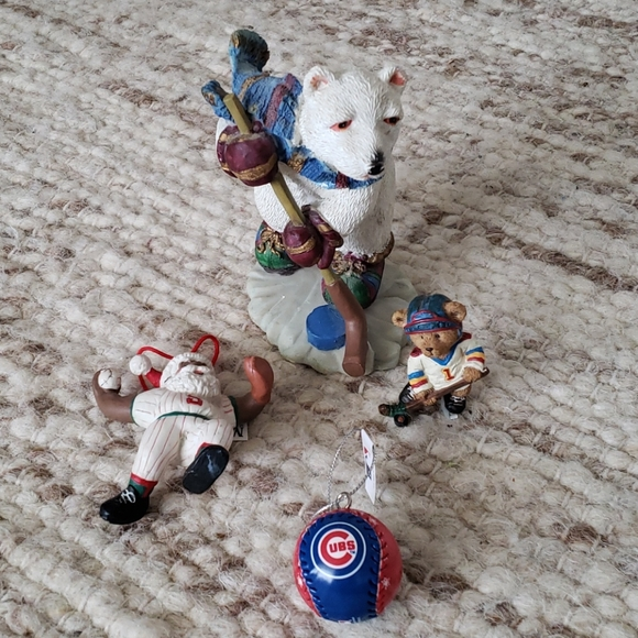 Sports ornaments/figures
